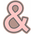 The Good Life - January 2020 Tags & Stickers - Ampersand 1