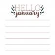 The Good Life - January 2020 Pocket Cards - JC 03 4x4