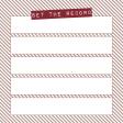 The Good Life - January 2020 Pocket Cards - JC 05 4x4