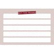 The Good Life - January 2020 Pocket Cards - JC 05 4x6