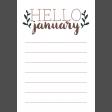 The Good Life - January 2020 Journal Me - JM 03 Passport