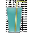 The Good Life - February 2020 Mini - Enamel Cup