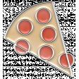 The Good Life - February 2020 Mini - Enamel Pizza