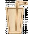 The Good Life - February 2020 Mini - Wood Cup