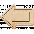 The Good Life: February 2020 Elements Kit - Wood Arrow