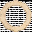 The Good Life: February 2020 Elements Kit - Wood frame scalloped