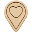 The Good Life: February 2020 Elements Kit - Wood geotag