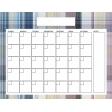 The Good Life: March 2020 Calendars Kit - 3 Calendar 8.5 x 11 blank