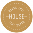 The Good Life - February 2020 Words & Labels - Label Bless This House