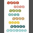 The Good Life - February 2020 Pocket Cards - Card 06 3x4