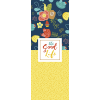 The Good Life - February 2020 Journal Me - Card 04 3x8