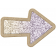 The Good Life: March 2020 Elements Kit - glitter arrow 4