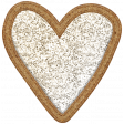 The Good Life: March 2020 Elements Kit - glitter heart 2