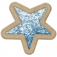 The Good Life: March 2020 Elements Kit - glitter star 6