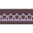 The Good Life: March 2020 Elements Kit - rubber strip purple