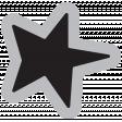 Templates Grab Bag Kit #30 Shapes - star 2