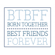 The Good Life - March 2020 Labels & Words - Born Together