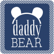 The Good Life - March 2020 Labels & Words - Daddy Bear