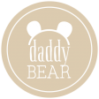 The Good Life - March 2020 Labels & Words - Label Daddy Bear