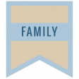 The Good Life - March 2020 Labels & Words - Label Family