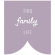 The Good Life - March 2020 Labels & Words - Label This Family Life