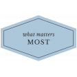 The Good Life - March 2020 Labels & Words - Label What Matters Most