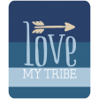 The Good Life - March 2020 Labels & Words - Love My Tribe