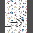 The Good Life - March 2020 Journal Me - Card 04 4x6