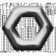 Eyelet Templates Kit - Eyelet hexagon 3 template