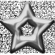 Eyelet Templates Kit - eyelet star 1 template