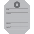 Tag Templates Kit #12 - Tag Template 12A