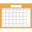The Good Life - April 2020 Calendars - Calendar 2 8.5x11 Blank