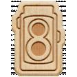 The Good Life - April 2020 Elements - Wood Camera 2