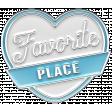 The Good Life: April 2020 Travel Elements Kit - enamel favorite place