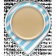 The Good Life: April 2020 Travel Elements Kit - enamel geotag 3