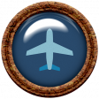 The Good Life: April 2020 Travel Elements Kit - flair airplane 2
