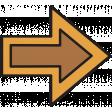 The Good Life - April 2020 Tags & Stickers - Print Sticker Arrow 1