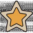 The Good Life - April 2020 Tags & Stickers - Print Sticker Star