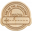 The Good Life: April 2020 Travel Elements Kit - wood adventure begins