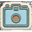 The Good Life: April 2020 Travel Elements Kit - wood camera 2