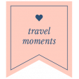 The Good Life: April 2020 Travel Labels & Words Kit - label travel moments
