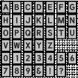 Alpha Template Kit #61 - Alpha template 61