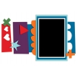 Pocket Cluster Templates Kit #4 - Cluster 4c 4x6