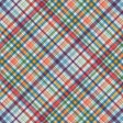 The Good Life: June 2020 Solid & Plaid Papers Kit - plaid paper 8