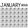 Layout Template 408 - Calendar