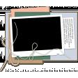 Pocket Cluster Templates Kit #3 - 03A 4x6