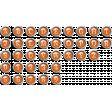 The Good Life: June 2020 Alphas Kit - Alpha 2 orange