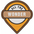 The Good Life - June 2020 Elements - Badge All The Wonder