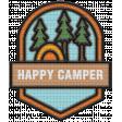 The Good Life - June 2020 Elements - Badge Happy Camper