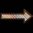 The Good Life - June 2020 Elements - Wood Arrow 3